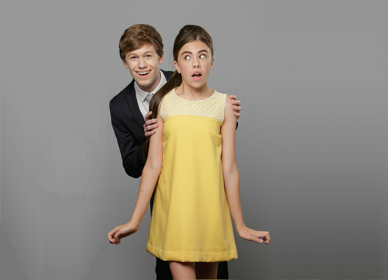 Steph & Seamus Musical Theatre for Classes _ Youth on Website